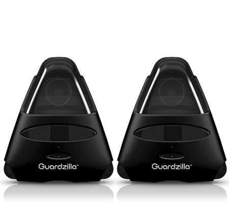 Guardzilla All-In-One HD Video Security System- Two-Pack