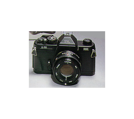 Kalimar K-90 TTL Single Lens Reflex 35mm Camera- Black