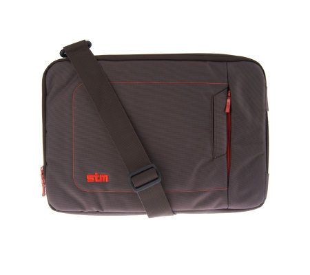 "MacBook 14"" Carrying Case w/ Adjustable Shoulder Strap & Handle"