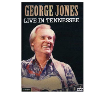 George Jones: Live in Tennessee DVD - E264837