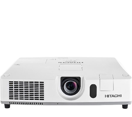 Hitachi XGA 5,000 Lumens LCD Projector with 16WSpeaker Output