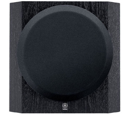 Yamaha 100W Front-Firing Active Subwoofer