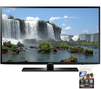 "Samsung 40"" Class 1080p LED Smart HDTV with AppPack - E288437"