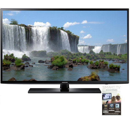 "Samsung 40"" Class 1080p LED Smart HDTV with AppPack"