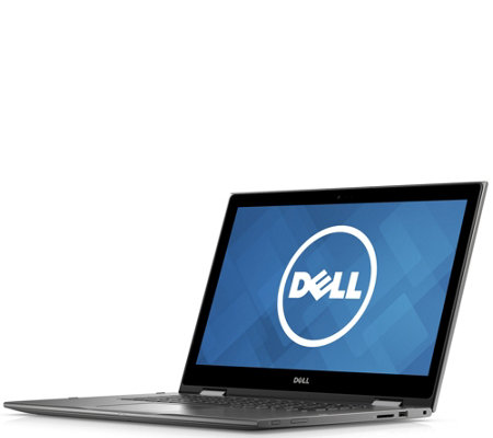 "Dell 15.6"" Touch 2-in-1 Laptop - Core i7, 16GB,256GB SSD"