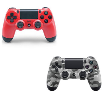 Sony PS4 DualShock 4 Controller Two Pack - E290037