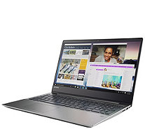 "Lenovo 15.6"" IdeaPad - Core i7, 8GB RAM, 512GBSSD & Software - E294537"