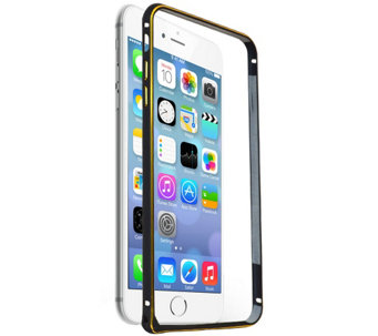 X-Tanium Protective Aluminum Bumper Case for iPhone 6 Plus - E226938