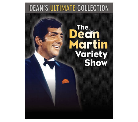 The Best of the Dean Martin Variety Show DVD Set