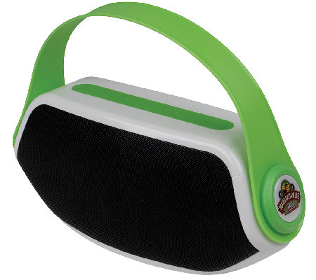 Margaritaville Bluetooth Beach Boombox Water-Resistant Speake