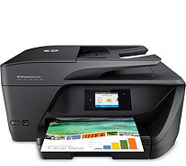 HP OfficeJet Pro 6968 All-in-One Printer with 1Mo. instant Ink - E291038
