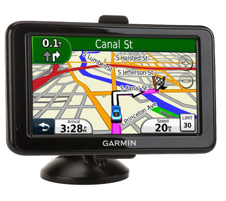 "Garmin nuvi 2555LMT 5"" GPS with Lifetime Maps and HD Traffic"