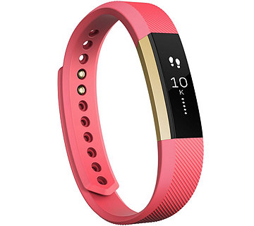 Fitbit Alta Special Edition Gold Fitness Tracker - E230439