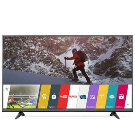"LG 65"" Class 4K LED Ultra HD Smart TV with webOS 2.0"