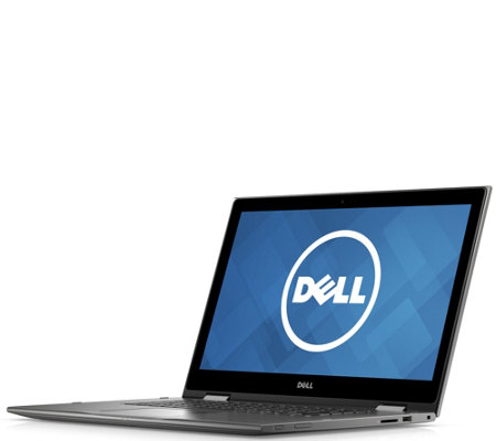 "Dell 15.6"" Touch 2-in-1 Laptop- Intel i5, 8GB RAM, 256GB SSD"