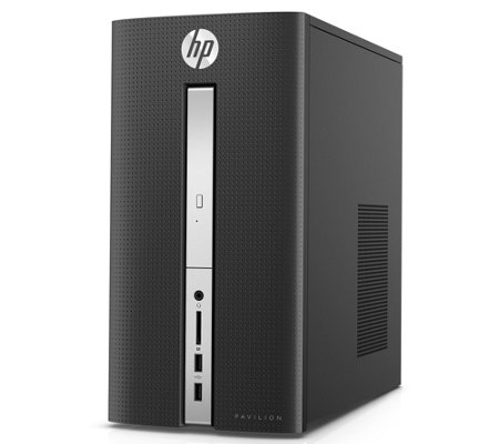 HP Pavilion Desktop Intel Core i3, 8GB RAM, 1TBHDD, Software