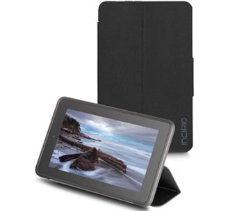 "Amazon 8"" Tablet HD Display Wi-Fi 8GB SD Card Case & Software - E229440"