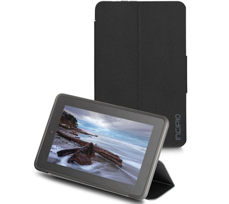 "Amazon 8"" Tablet HD Display Wi-Fi 8GB SD Card Case & Software"