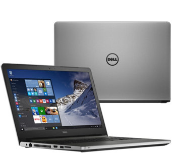 "Dell 15"" Laptop Windows 10 Intel 6thGen i3 12GB RAM 1TB HD & Lifetime Tech - E230140"