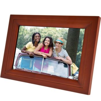 WiFi 10 Touchscreen Picture Frame with App, Pair up to 7 Devices