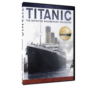 Titanic - The Definitive Documentary CollectionDVD - E264940
