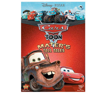Cars Toon: Mater's Tall Tales DVD - E269340