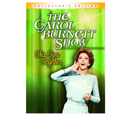 Carol Burnett Show: This Time Together Collectors' Edition