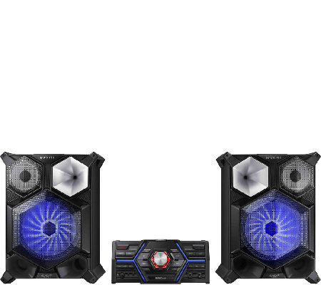 Samsung 2400W Giga Sound System with Beat and Lighting Effect