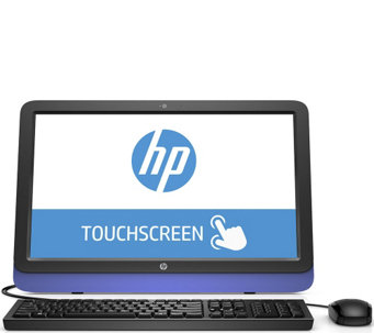 "HP 22"" All-in-One - AMD A6, 4GB RAM, 1TB HDD w/Software - E285140"