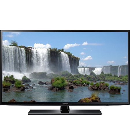 "Samsung 55"" Class Smart LED 1080p HDTV w/ Built-In WiFi"