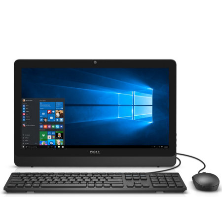 "Dell Inspiron 19.5"" Touch All-in-One - Intel i3, 4GB, 1TB HDD"