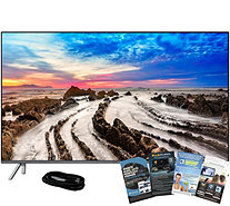 "Samsung 49"" LED Smart 4K HDR TV w/ HDMI and AppPack - E291240"