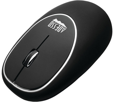 Adesso Wireless iMouse Gel Mouse