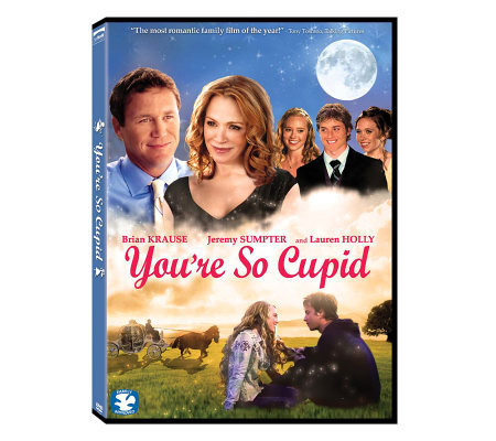 You're So Cupid DVD