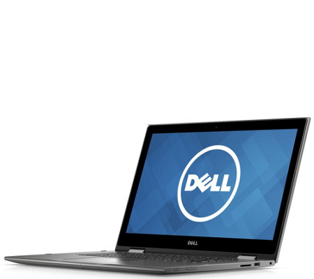 "Dell 15.6"" Touch 2-in-1 Laptop - Intel i5, 8GBRAM, 1TB HDD"