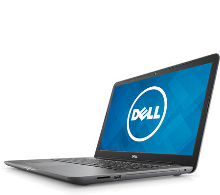 "Dell Inspiron 15.6"" Touch Laptop - AMD A9, 8GBRAM, 1TB HDD"