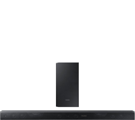 Samsung 3.1.2-Channel Soundbar and WirelessSubwoofer
