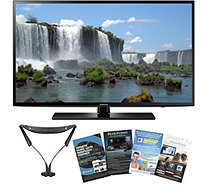 "Samsung 40"" Class LED Smart HDTV with Wireless Headphones,Apps - E230342"
