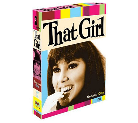 That Girl - Season One 5-Disc DVD Set