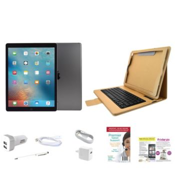 Apple iPad Pro 9.7 256GB Wi-Fi with Keyboard and Tech Suppor