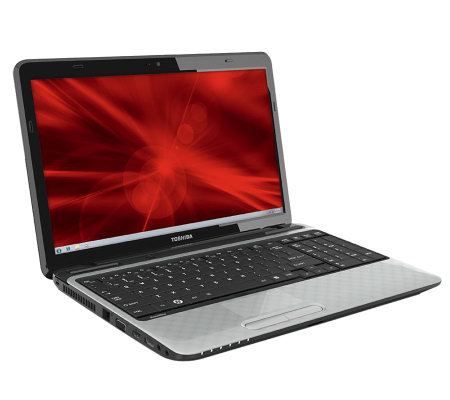 "Toshiba 15.6"" Laptop - QuadCore w/ Turbo, 4GB RAM, 640GB HD"