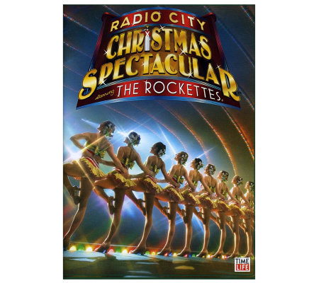 Radio City Christmas Spectacular DVD