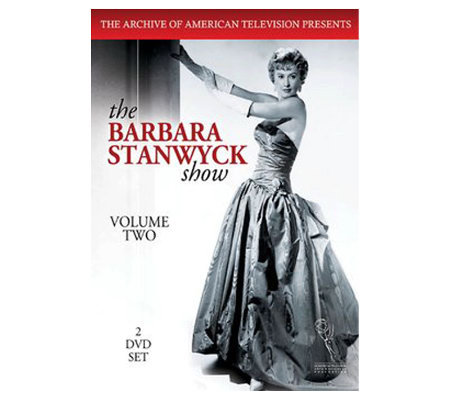 The Barbara Stanwyck Show, Vol. 2 (1960) Two-Disc DVD Set