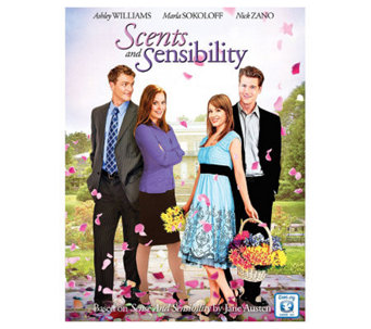 Scents and Sensibility DVD - E267343