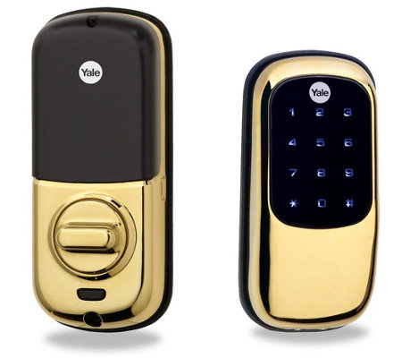 Yale Assure Lock with Bluetooth Key-Free Touchscreen