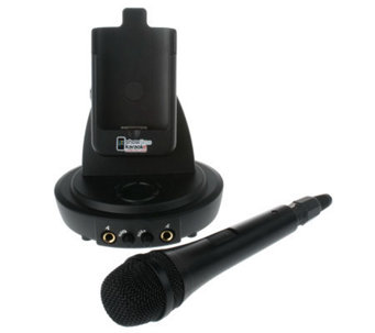 Showtime Karaoke iPod Dock with Microphone - E167544
