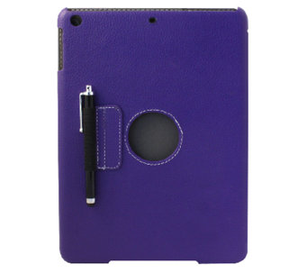 iPad Air Full Size Folio Armor Case and Stylus Pen - E225344