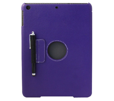 iPad Air Full Size Folio Armor Case and Stylus Pen