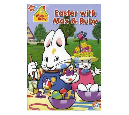 Max & Ruby: Easter with Max & Ruby DVD