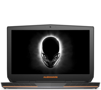 "Dell Alienware 17"" Laptop - Core i7, 16GB, 256GB SSD + 1TB HD - E287444"